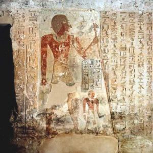 Hiërogliefen lezen in context-het graf van Ahmose zoon van Ibana in El Kab