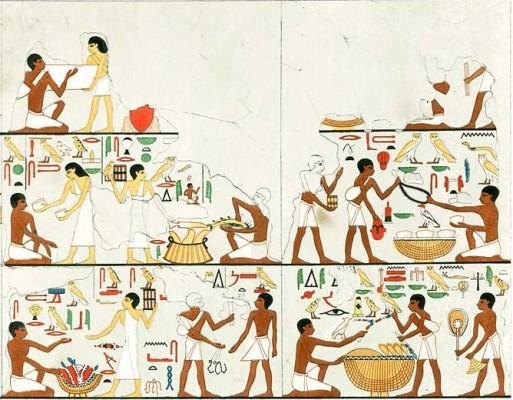Ondernemende marktvrouwen in het Oude Rijk