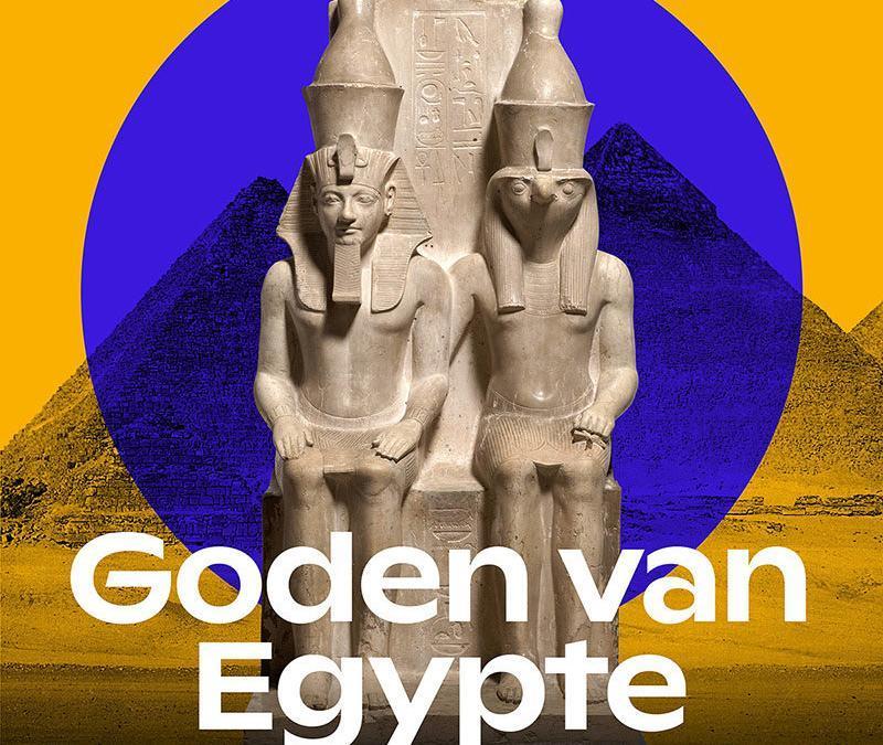 12 december 2018 | Museumcollege: Goden van Egypte