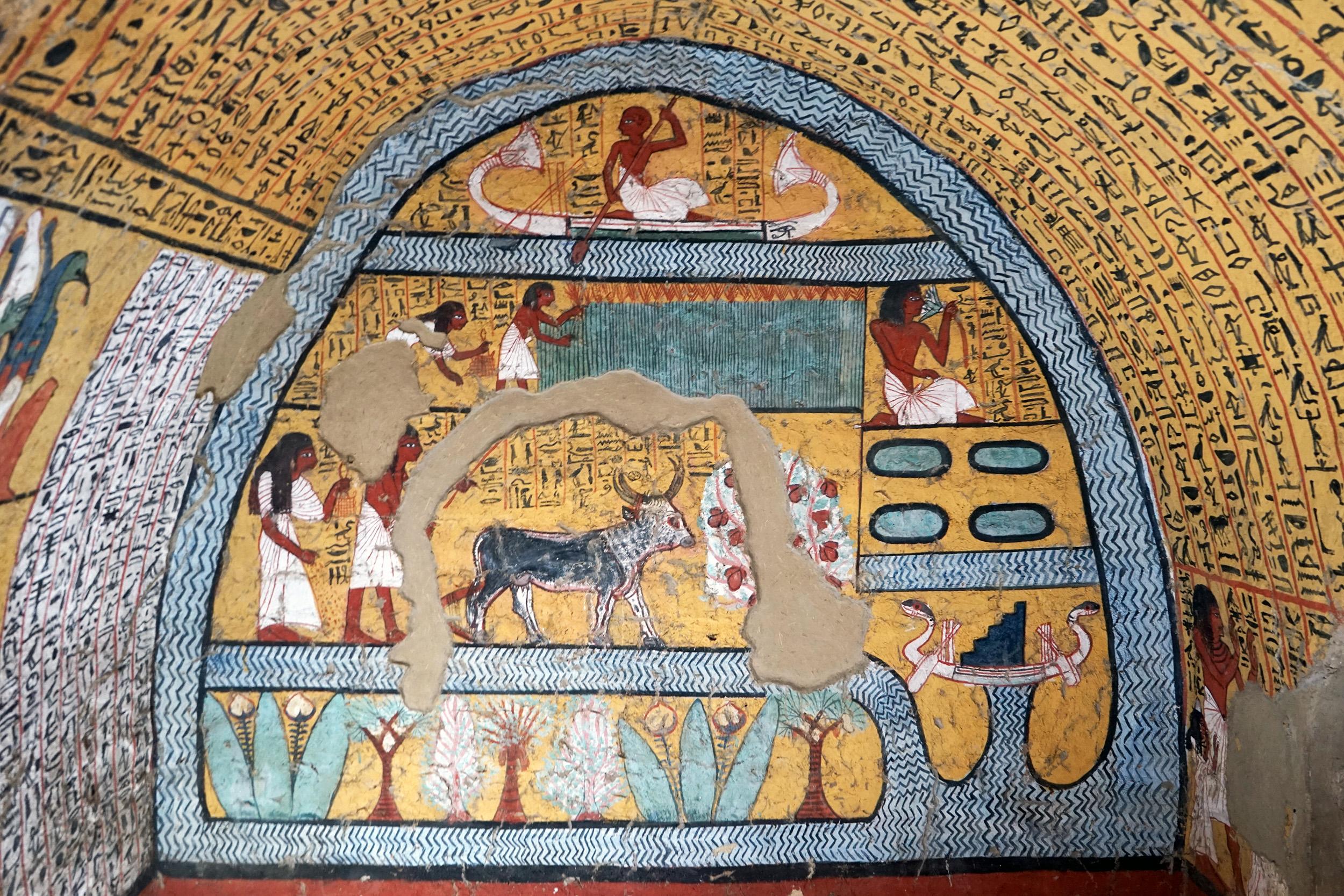 Activiteiten Huis van Horus: Reizen