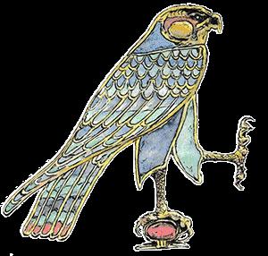 Logo Huis van Horus