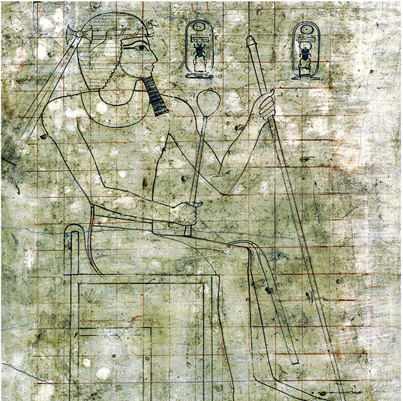 18 oktober | Workshop Egyptisch Tekenen