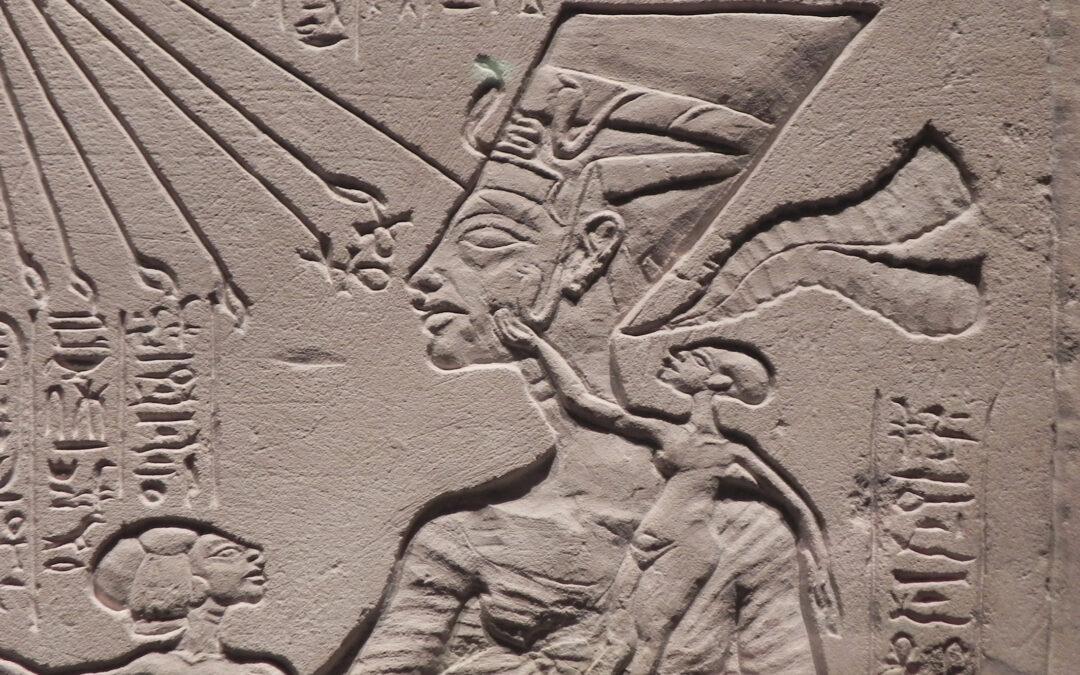 9 november | Farao Nefertiti: feit of fabel?