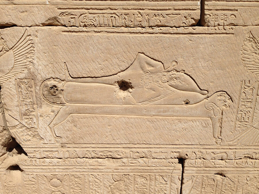 11 mei 2021 | Sleeping on the goddess' back. The meaning of beds in ancient Egypt